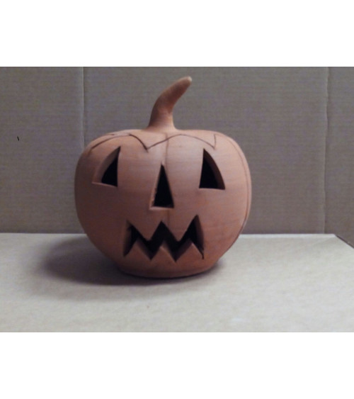 Calabaza halloween 20x20 cm.